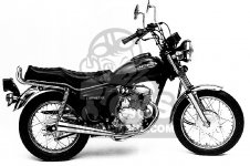 CM200T TWINSTAR 1982 (C) USA