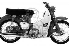 Honda CM91 1966 USA