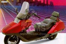Honda CN250 HELIX 1988 J FRANCE KPH YB