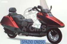 Honda CN250 HELIX 1993 P SINGAPORE KPH