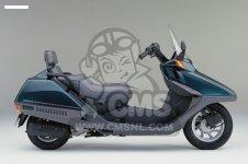 Honda CN250 HELIX 1997 V ENGLAND MPH