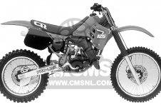 Honda cr125r 1987 h usa parts list partsmanual partsfiche honda cr125r 1987 h usa sciox Image collections