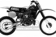 CR480R 1982 (C) USA