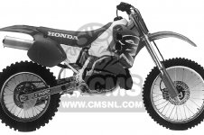Honda CR500R 1993 USA