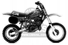 CR60R2 1984 (E) USA