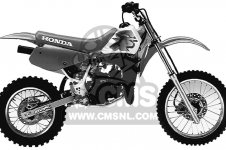 Honda CR80R 1993 USA