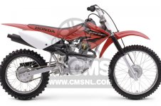 Honda CRF100F 2004 (4) EUROPEAN DIRECT SALES / CMF parts