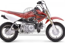 Honda CRF50F 2004 (4) EUROPEAN DIRECT SALES parts