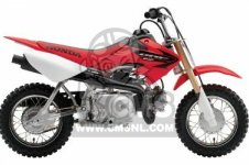 Honda CRF50F 2005 EUROPEAN DIRECT SALES