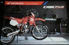 Honda CRM75