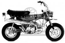 Honda CT70 TRAIL