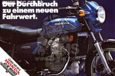 Honda CX500 1978 GERMANY FULL POWER VERSION