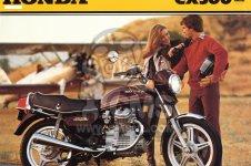 Honda CX500 1978 ITALY