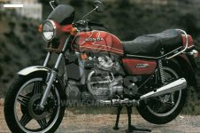 Honda CX500 1980 A ENGLAND