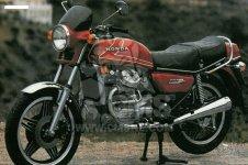 Honda CX500 1980 A EUROPEAN DIRECT SALES