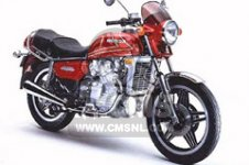 Honda CX500 1981 B EUROPEAN DIRECT SALES