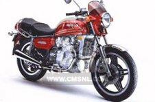 Honda CX500 1981 B GENERAL EXPORT   MPH