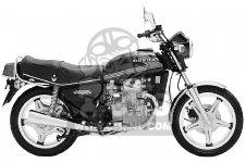 Honda CX500 Parts Order Spare Online At CMSNL