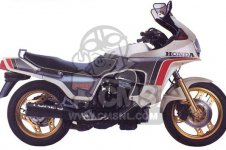 Honda CX500T TURBO 1982 C EUROPEAN DIRECT SALES