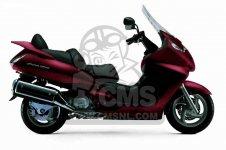 Full Rear Caliper Seal Kit Honda FJS 600 D5 Silverwing  2005 0600 CC
