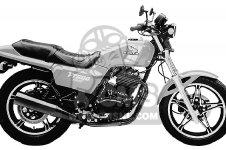parts honda ft500 motorcycles accessories spares. Black Bedroom Furniture Sets. Home Design Ideas