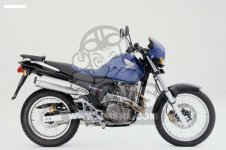 FX650 VIGOR 1999 (X) FRANCE / KPH