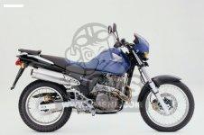 FX650 VIGOR 1999 (X) SWITZERLAND / KPH