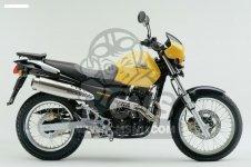 FX650 VIGOR 2000 (Y) EUROPEAN DIRECT SALES / KPH 25K