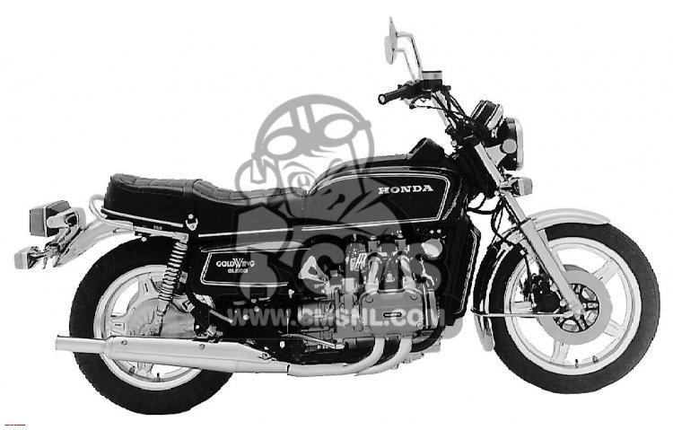 GL1000 GOLDWING 1979 (Z) USA