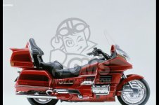 Honda GL1500 GOLDWING