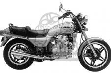 Honda GL500