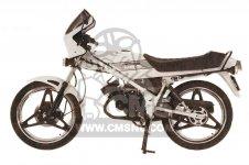 Honda MB50F MB5 1980 (A) AUSTRIA parts