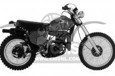 Honda MR250 ELSINORE 1976 USA