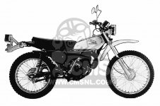 MT125 ELSINORE 1976 USA