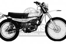 Honda MT250