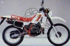 Honda MTX200
