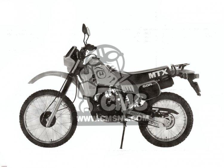 MTX50RFF BELGIUM
