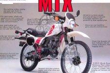MTX50S 1985 (F) NETHERLANDS