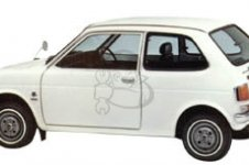 Honda N360 LIFE KT KQ KU