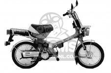 Honda NC50 EXPRESS 1982 USA