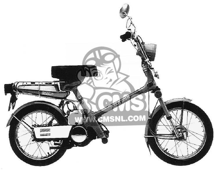 Honda NC50
