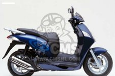 Honda NES150 2004 EUROPEAN DIRECT SALES   ISS