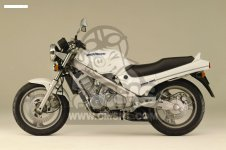 Honda NTV650 REVERE 1988 (J) EUROPEAN DIRECT SALES parts