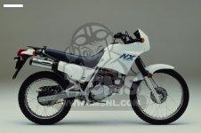 NX125 TRANSCITY 1989 (K) FRANCE / CMF