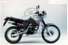 NX125 TRANSCITY 1995 (S) FRANCE / CMF