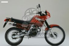 NX125 TRANSCITY 1997 (V) ITALY
