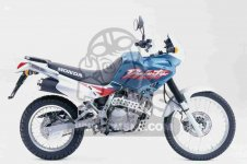 Honda NX500