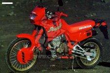 Honda NX650 DOMINATOR 1988 J ENGLAND   MKH