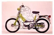 Honda PM50 CANGURO GENERAL EXPORT