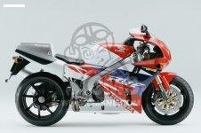 Honda RVF750R RC45 1994 (R) AUSTRIA / KPH parts